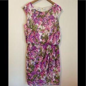 Dressbarn Flower Dress (14)